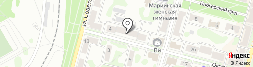 ЕвроСтиль на карте Железногорска