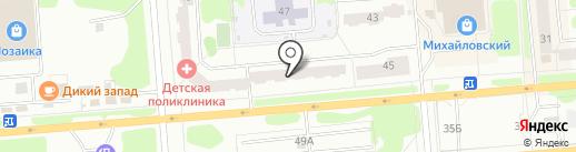 Ломбард24 на карте Железногорска