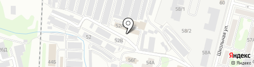 BeBrand на карте Железногорска