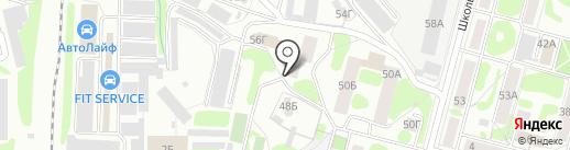 Кассервис на карте Железногорска