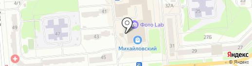 Фотосалон на карте Железногорска