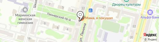 Coolhair на карте Железногорска