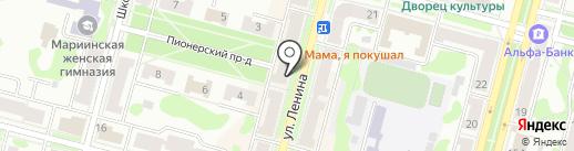 Brand на карте Железногорска