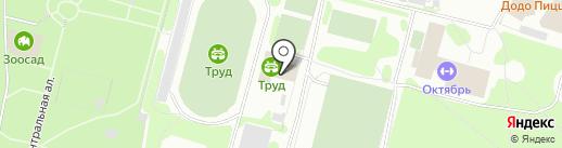 МТ-Спорт на карте Железногорска