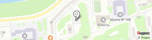 Радость на карте Железногорска