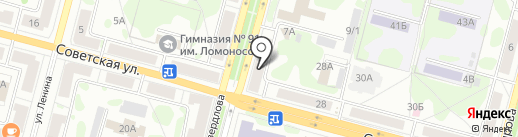 ЭкстраПол на карте Железногорска