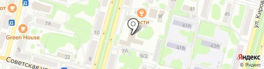 ИФНС на карте Железногорска