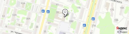 Юридическое агентство на карте Железногорска