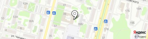 Ю-МИКС на карте Железногорска