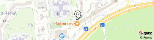 Арт-Стиль на карте Железногорска