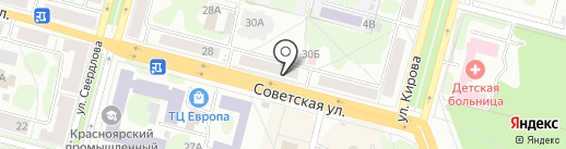Защиты24.рф на карте Железногорска