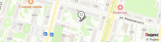 Центр альтернативного обучения на карте Железногорска