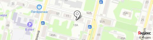 i-print на карте Железногорска