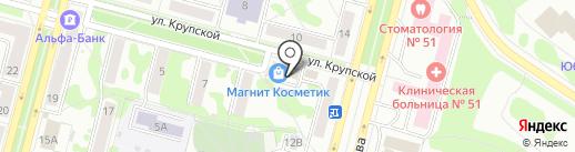 РПМ на карте Железногорска