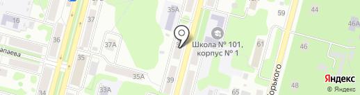 Мираж на карте Железногорска