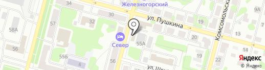 ПлатеЖКа на карте Железногорска