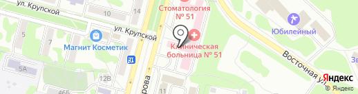 ВТБ МС на карте Железногорска