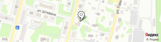 Кофедай.рф на карте Железногорска