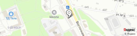Региональное Управление Собственной безопасности на карте Железногорска