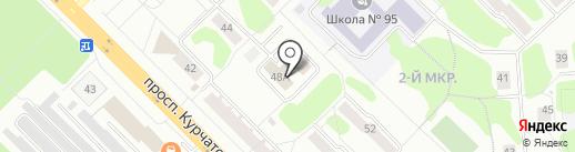 КОНСУЛ на карте Железногорска