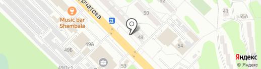 ФКП Росреестра, ФГБУ на карте Железногорска