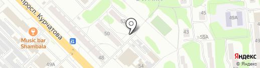 Сахалин на карте Железногорска