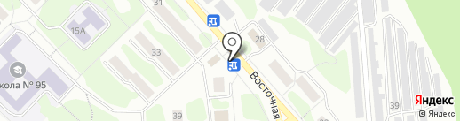 Алтай на карте Железногорска