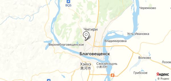 Плодопитомник на карте