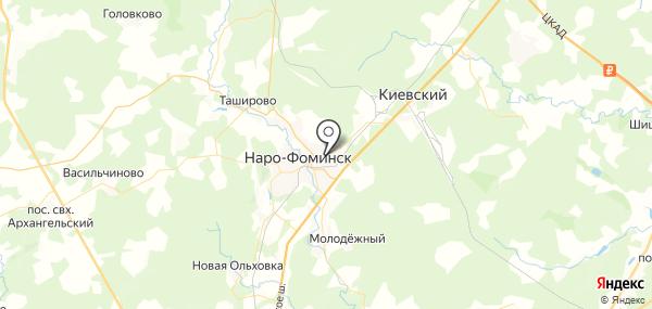 Володарского на карте