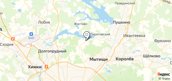 Болтино на карте