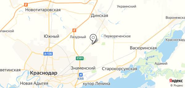 Агроном на карте
