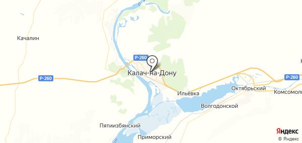 Кирова на карте