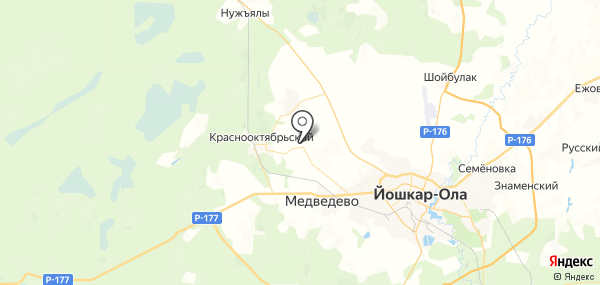 Пекшиксола на карте