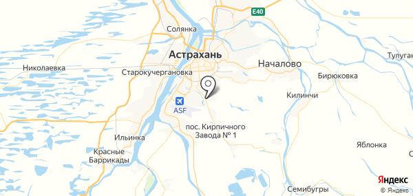 Осыпной Бугор на карте