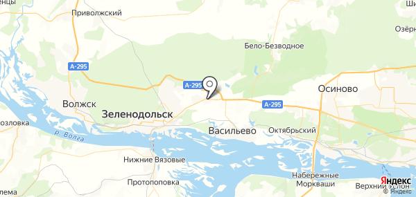 Айша на карте