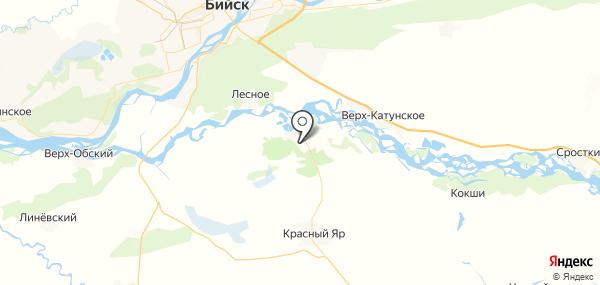 Шульгинка на карте