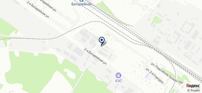 Камкабель-Трейдинг, ООО на карте
