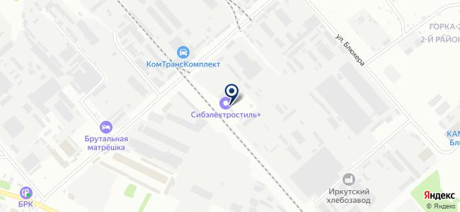 Сибэлектростиль+, ООО на карте
