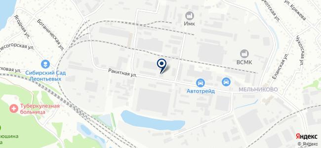 ЭнергоКомпонент, ООО на карте