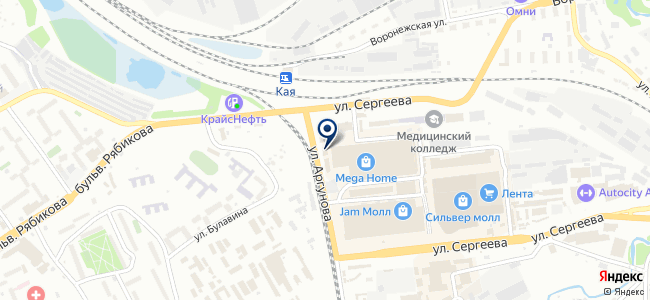 РегионСтройКомплект на карте