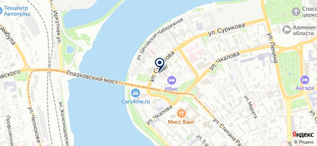 ГеоПрофи, ООО на карте
