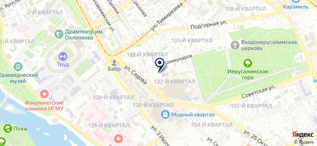 Сети Строй Сервис, ООО на карте