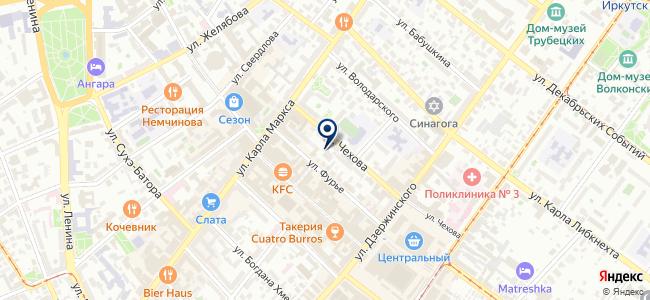 Трафик, ООО на карте