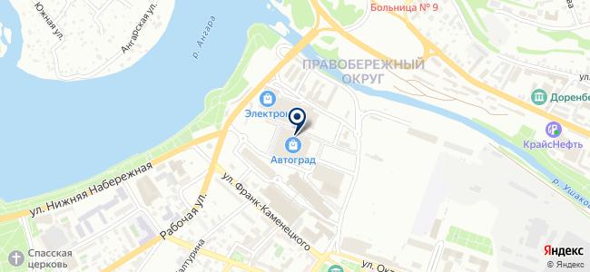 Elci на карте
