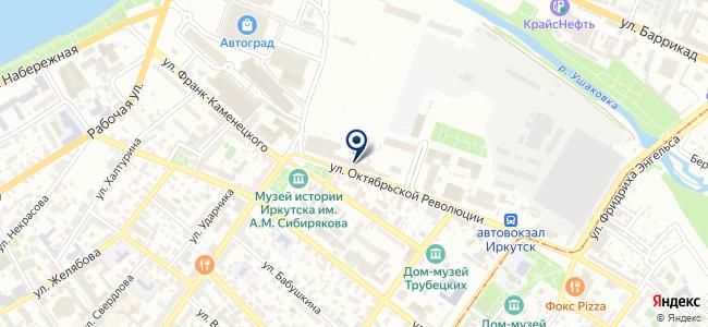 Icona на карте