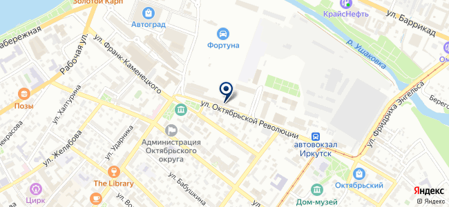 Natuzzi на карте