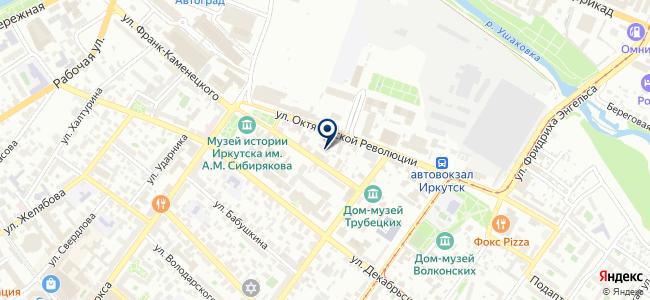 ДомСвет, ООО на карте