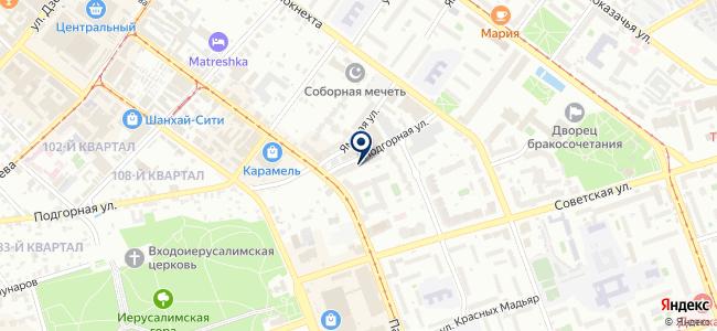 ТеплоВодоКонтроль, ООО на карте