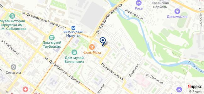Абсолют-сервис, ООО на карте