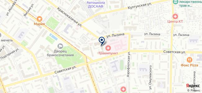ЮНИКА ПЛЮС, ООО на карте